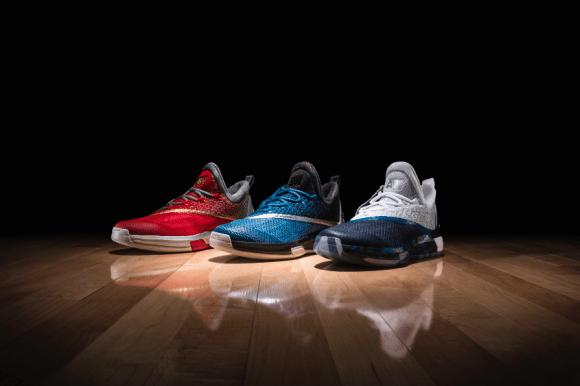 more photos 689e1 3724c adidas Unveils Andrew Wiggins Crazylight Boost 2.5 PE Colorw