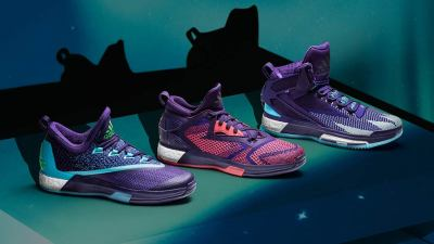 cheaper 89155 a34ee Primeknit Arrives on the All-Star Colorways of the adidas D Rose 6  D  Lillard 2