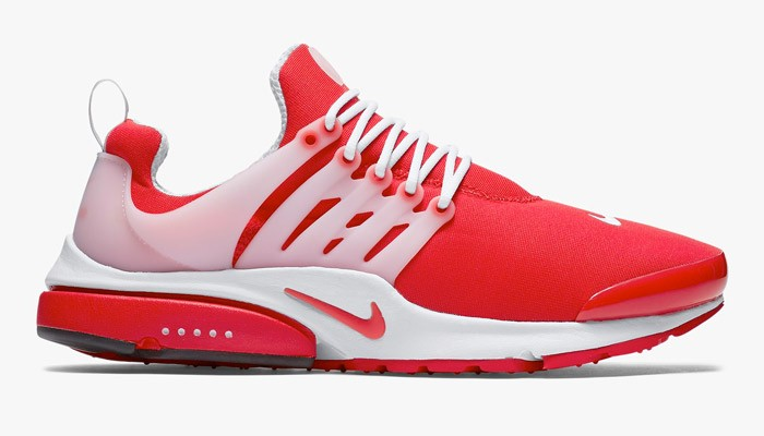 Soar with the Nike Air Presto 'Comet Red' WearTesters