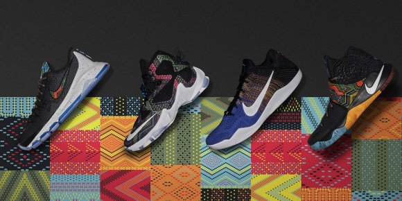 nike basketball black history month collection bhm kd kobe lebron
