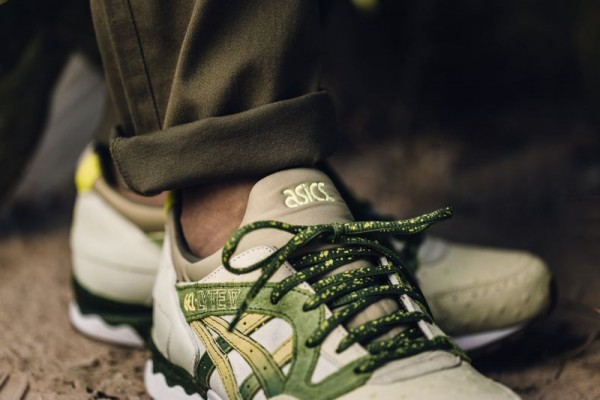 """Feature x ASICS Gel Lyte V """"Prickly Pear"""" 7 - WearTesters 213622e0b2"""