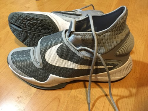 wholesale dealer ddf24 4d951 Materials – The HyperRev utilizes a full-length mesh inner sleeve (or what  I call the bootie) for a sock-like fit. It also uses a fuse overlay shell  along ...