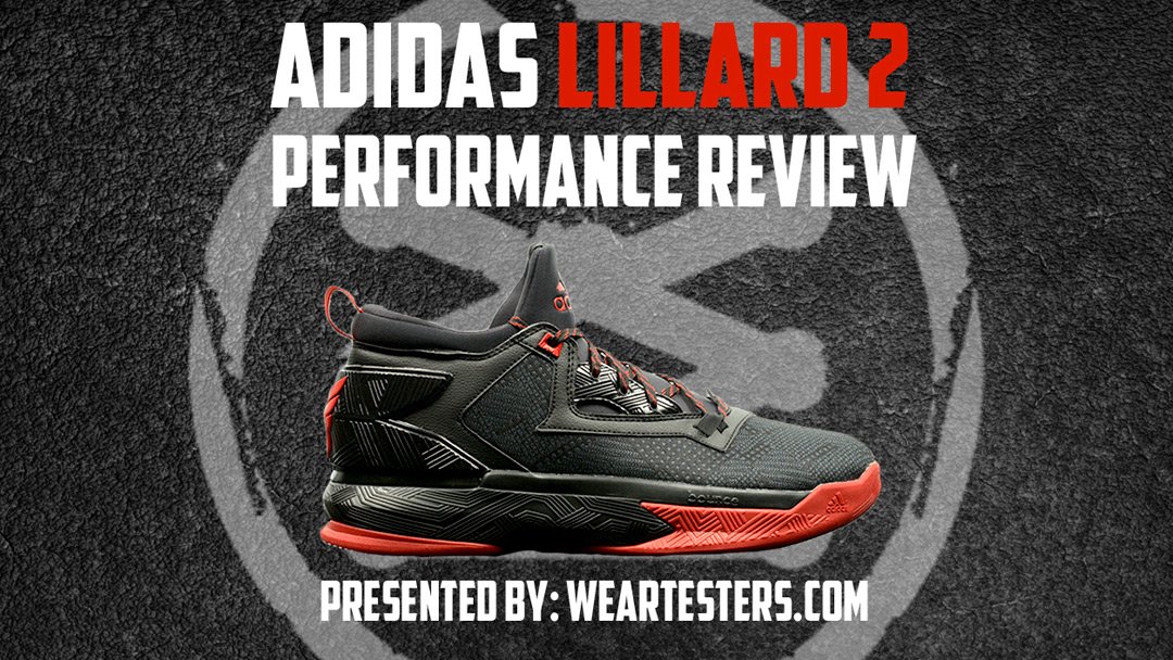 adidas D Lillard 2 Performance Review - Duke4005 - WearTesters b0b5ee0f5c