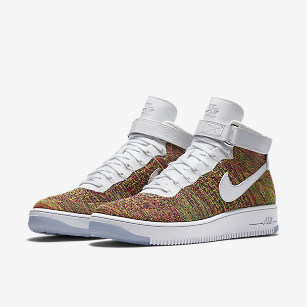 ff9bd3695bf9 You can pick up the Nike Air Force 1 Ultra Flyknit  Multicolor  for  97.49  (retail is  175) now at KicksUSA by clicking HERE.