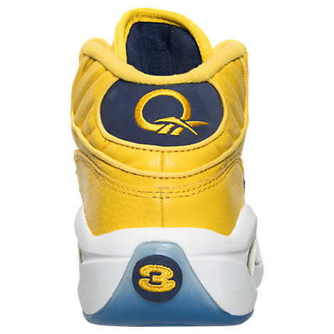 Reebok Question Mid 'Unworn' heel