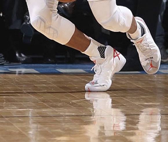 newest 1435b ed184 Russell Westbrook Debuts the First Air Jordan XXX (30) PE-1