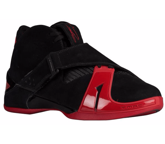 The adidas T-Mac 5 in Black  Red is Available Now at Foot Locker ... cdc401035