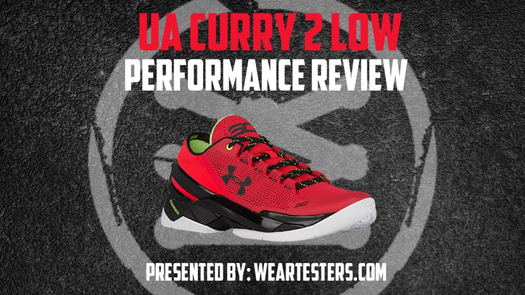 f8249ff37185 Under Armour Curry 2 Low Performance Review - WearTesters