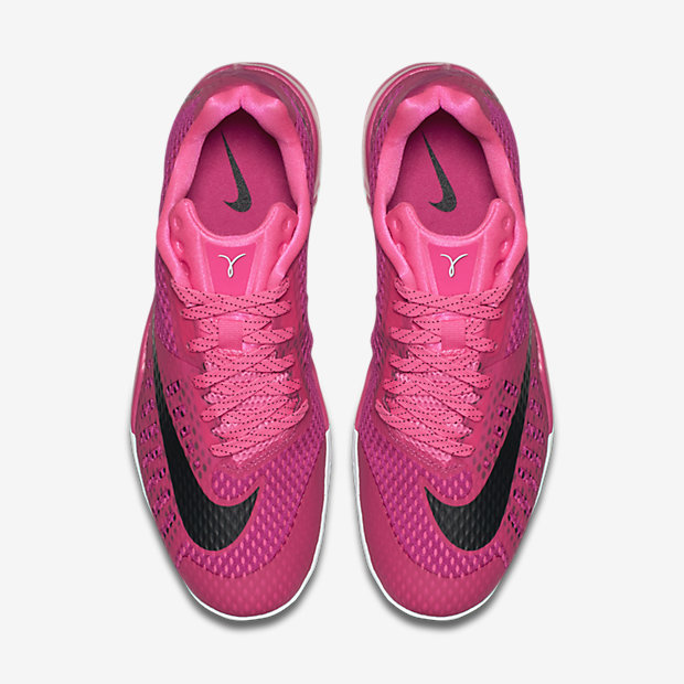 watch 43d17 8734a ... You can now Think Pink with the Nike Hyperlive 4 ...