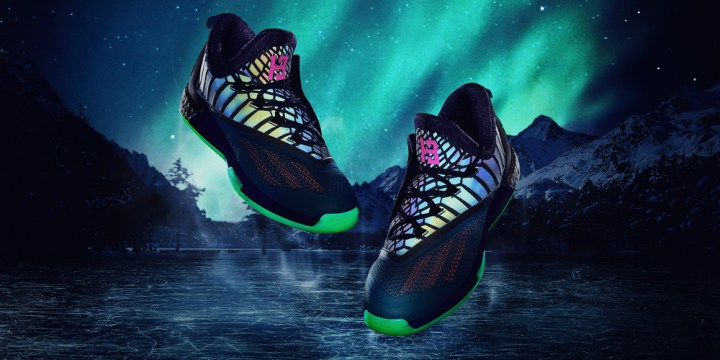 timeless design e1831 c5e8e ... adidas Officially Unveils James Hardens Crazylight Boost 2.5 PE for  the NBA All-Star Game