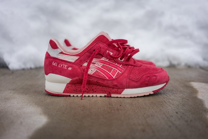 asics gel-lyte III strawberries   cream 10 - WearTesters c74a31177