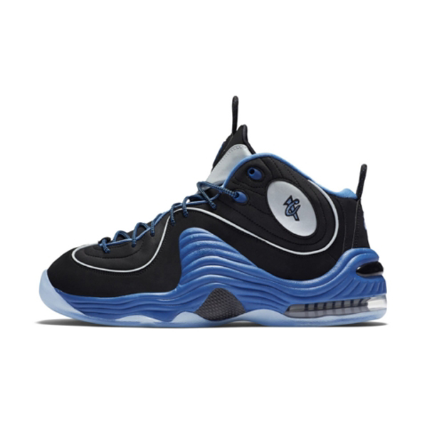 reputable site 0f194 29287 An Official Look at the Nike Air Penny 2 Retro in Black Varsity Royal 1 ...