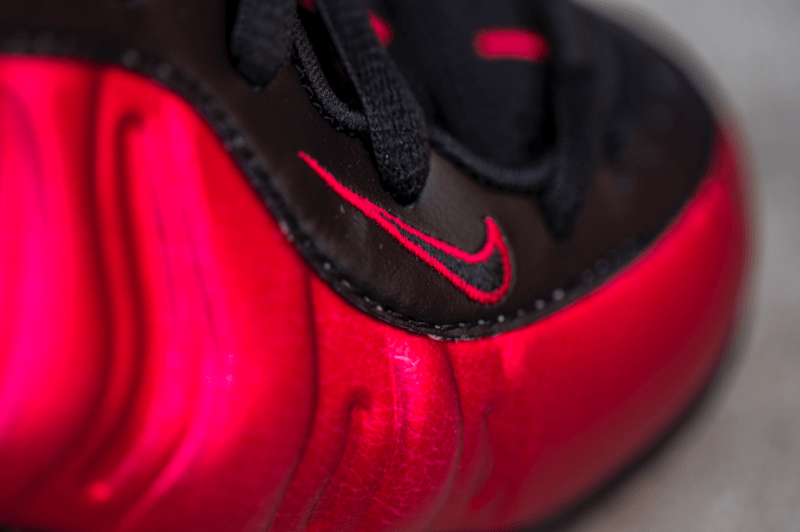 d958d596b Get Up Close and Personal with the Nike Air Foamposite Pro  University Red   6