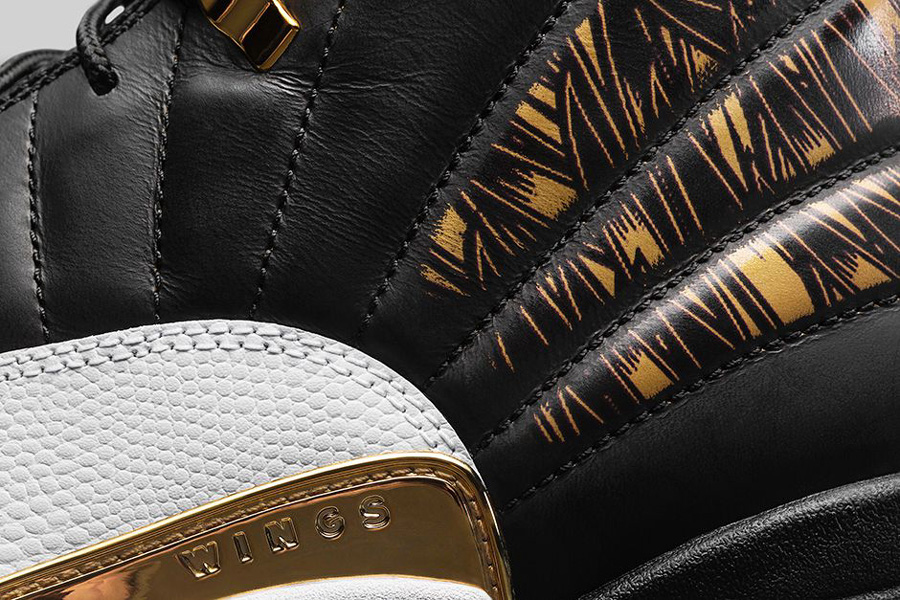 149e415faa3f Get an Official Look at the Air Jordan 12 Retro  Wings  2 - WearTesters