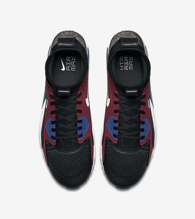 5a6d9299f805 ... closeout nike air max 90 ultra superfly tinker hatlfield t top view  0fcac ca98f