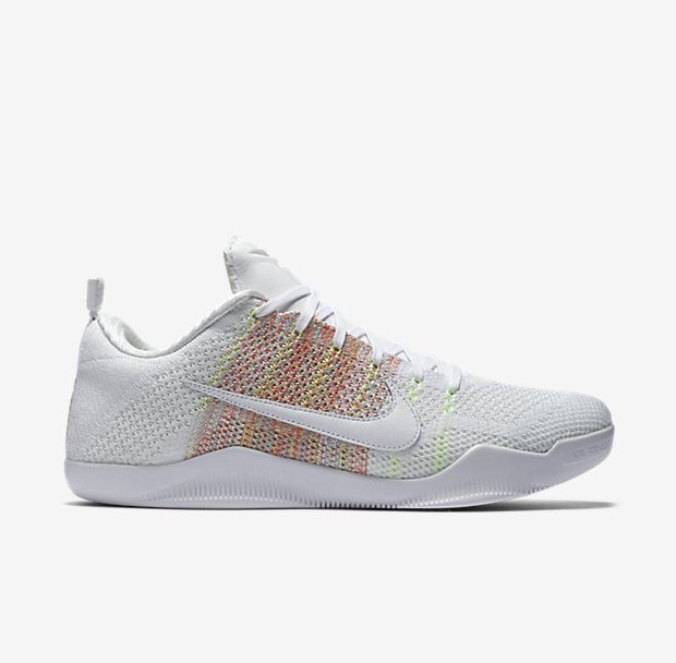 buy popular b7cf5 dc4c0 Where to Cop the Multicolor Flyknit Nike Kobe 11  White Horse ...