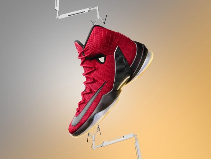 Nike Unveils the LeBron 13 Elite 12