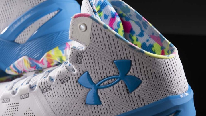 Under Armour Curry 2 'Surprise Party' lining