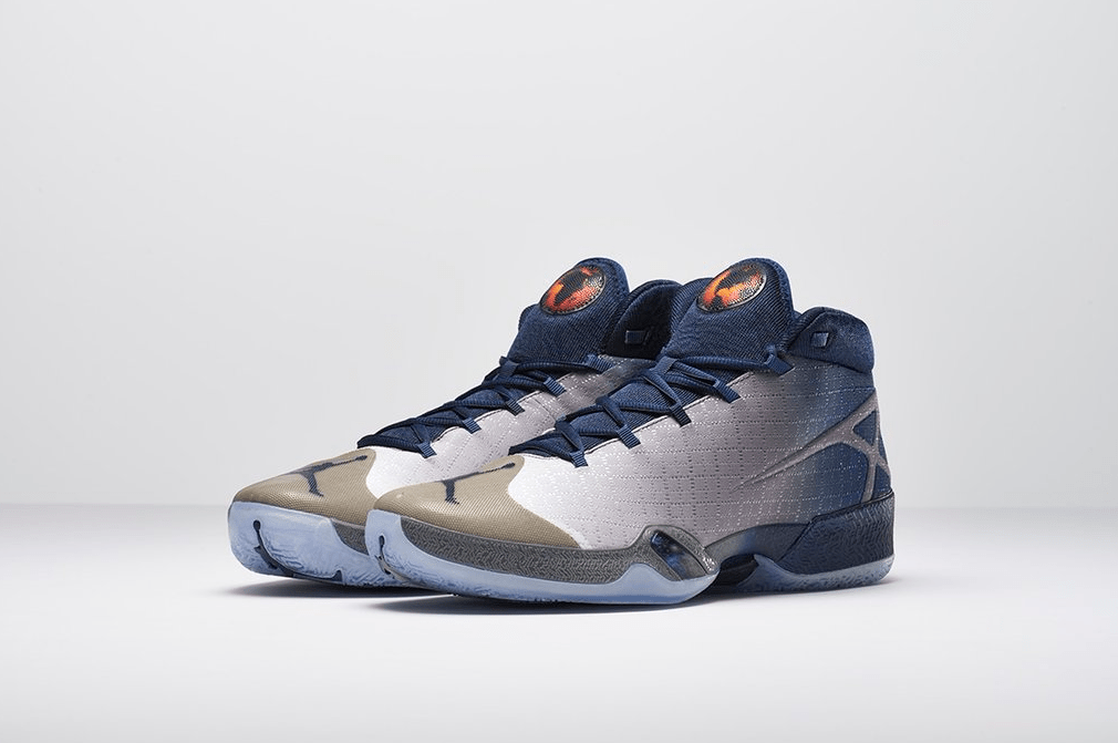 new concept a0141 d7acb Who s Got the Better Air Jordan XXX (30) PE Georgetown or Marquette -7