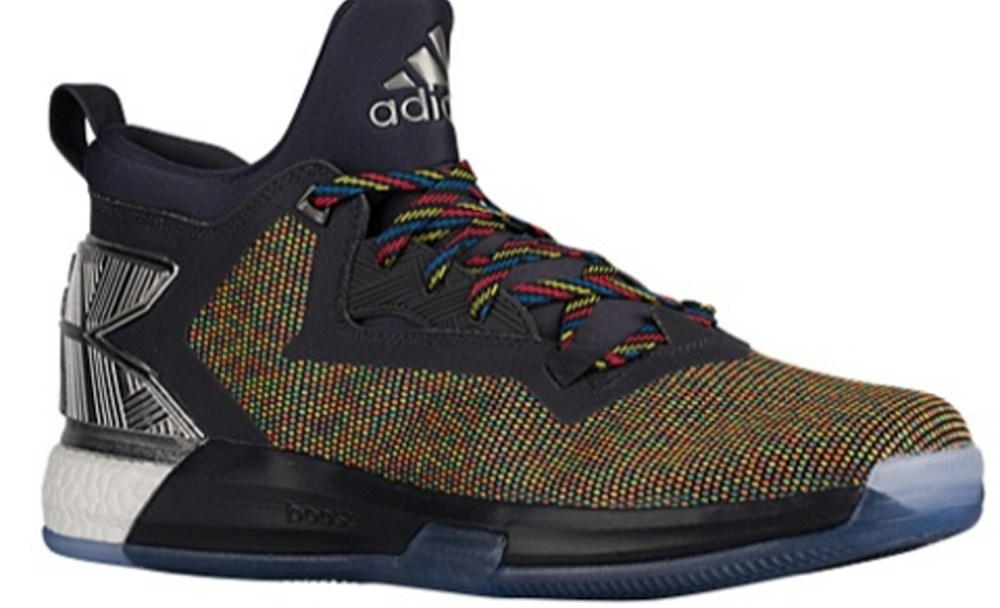 adidas D Lillard 2 Gets Multicolored for March Madness - WearTesters 2e01671d67