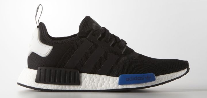 adidas NMD Runner R1 Core Black Blue