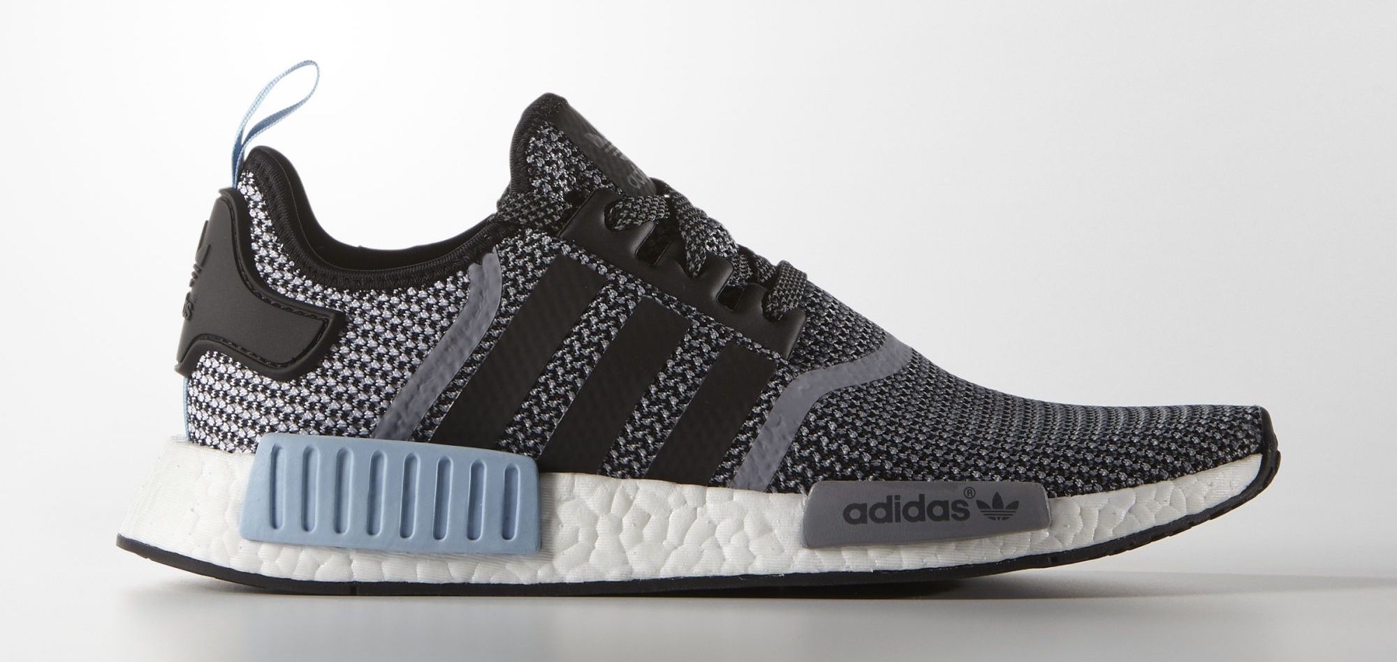 cheap for discount 237cd 1bfac adidas NMD Runner R1 Ice Blue Grey