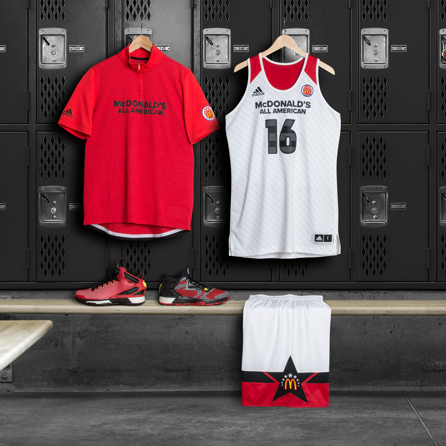 f071a9a7a adidas Unveils Uniform Collection for 2016 McDonald¹s All American Games-21