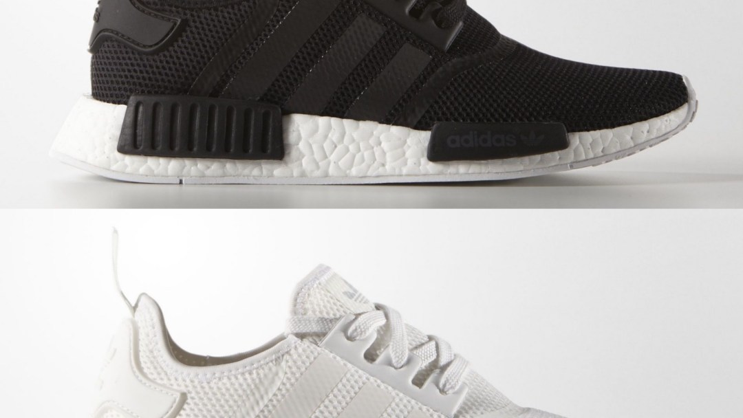 fbe4b52f282 ... The adidas NMD R1 Runner is Available in Multiple Colorways .