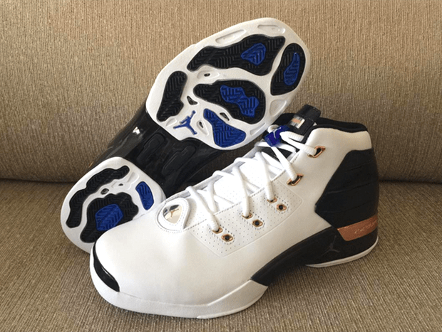 2cc43b485e4 A Detailed Look at the Air Jordan 17+ 'Copper' Retro - WearTesters