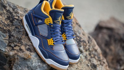 jordan 4 retro dunk from above 1