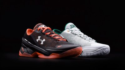 "a9b9cb6c73d UA Curry 2 ""Bay Area Pack"" Pays Homage to Bay Area Baseball. Under Armour  and the MVP Steph Curry have ..."