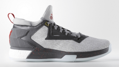 new style 3cc87 9350c An Official Look at the adidas D Lillard 2.0 in Medium Grey