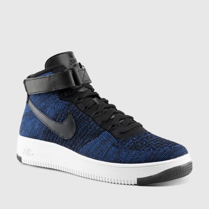 Nike Air Force 1 Ultra Flyknit Deep Royal Blue