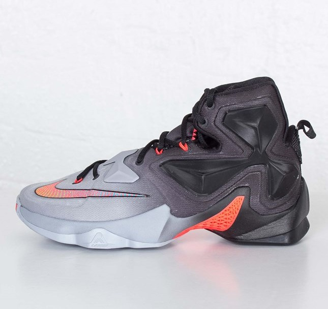 bf9a88f254e Fade on Your Shots in the Nike LeBron 13  On Court  - WearTesters