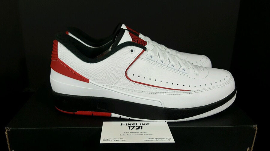 d0937b09e03ee6 The Air Jordan 2 Low Has Been Remastered - WearTesters