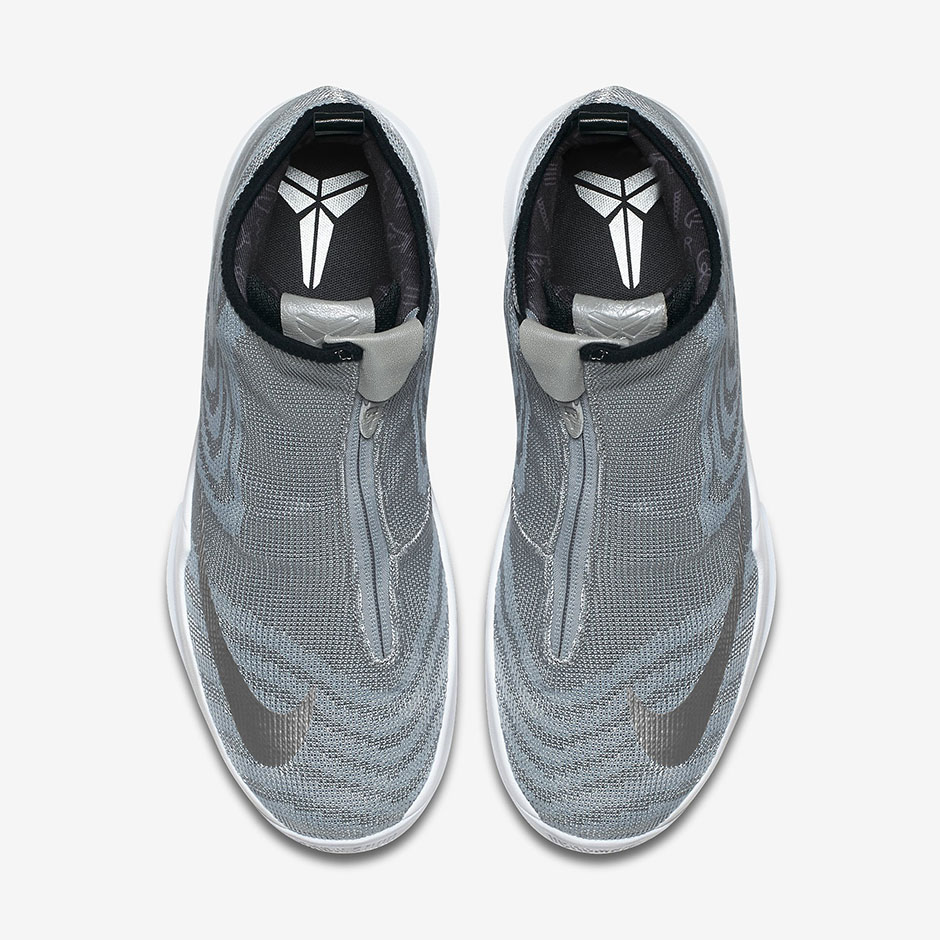 706e95f11362 The Nike Zoom Kobe Icon Now Comes in Metallic Silver 3 - WearTesters