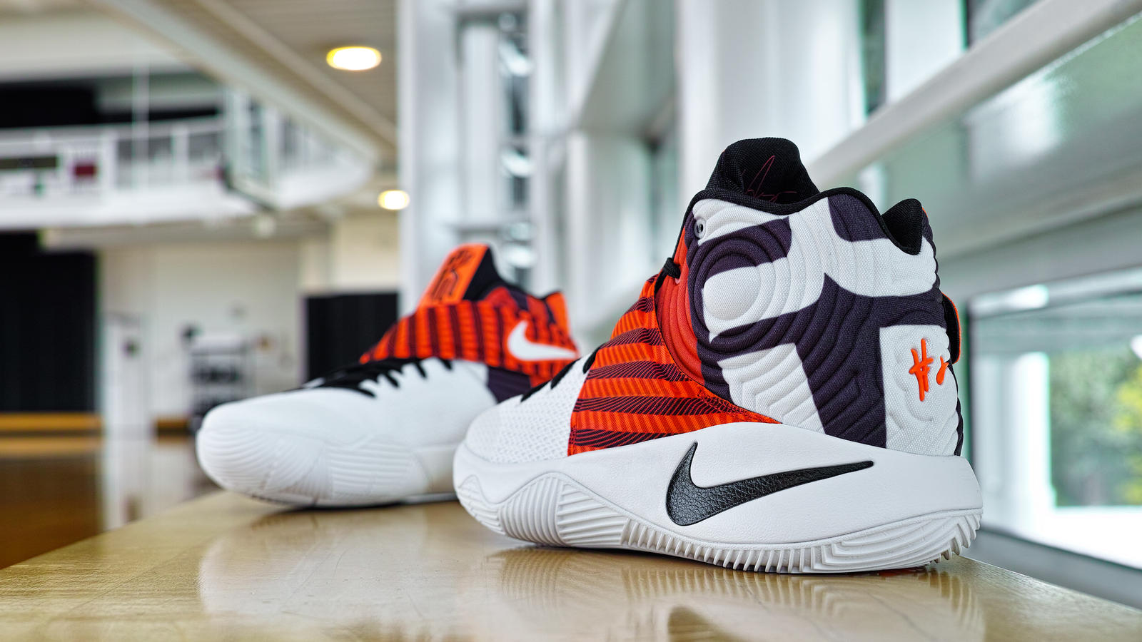 innovative design da16e 0d429 This Colorway of the Nike Kyrie 2 is Inspired by his Signature  Crossover -