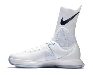 8c724b80af94 You Can Now Lace Up the Nike KD 8 Elite in White  Photo Blue ...