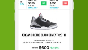 A New App for Buying and Selling Sneakers, ShuPlug, Launches on iOS