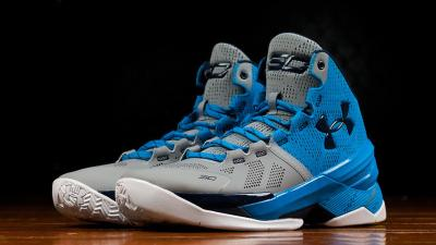 86ac4b69a5f The Under Armour Curry 2  Electric Blue  Has Dropped Online