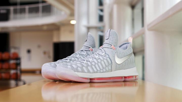 Kevin Durant Debuts KD 9 On Court-2