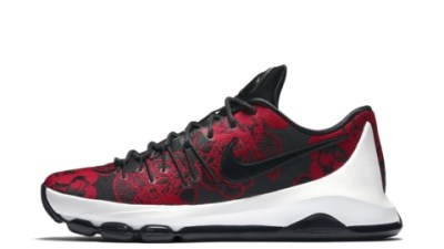 sale retailer ba5b7 e3979 Nike KD 8 EXT  Floral  – Price and Release Info
