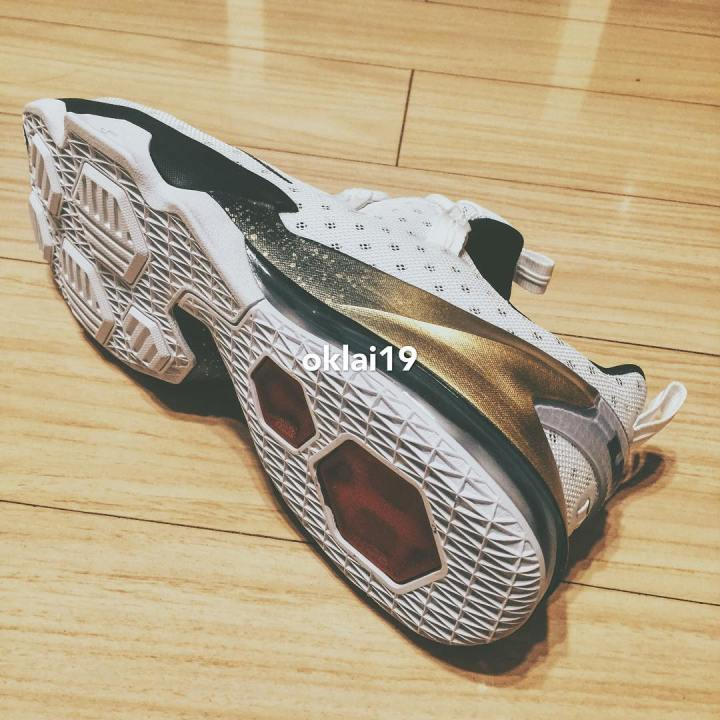 best website 8cad7 27f6e Nike LeBron 13 low Olympic 2