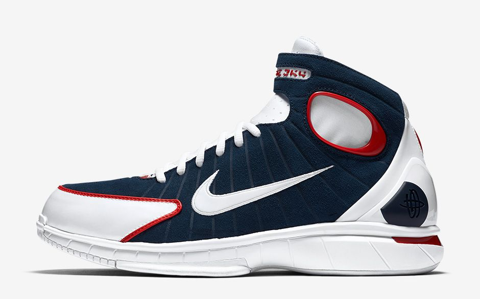 ee50d4d097a The Nike Air Zoom Huarache 2K4  University Red  Gets a Release Date ...