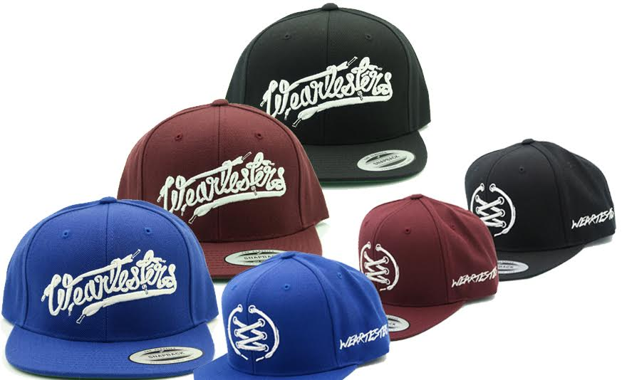 d08817c3e0b0 WearTesters 2.0 Snapback Hats are Available Now - WearTesters