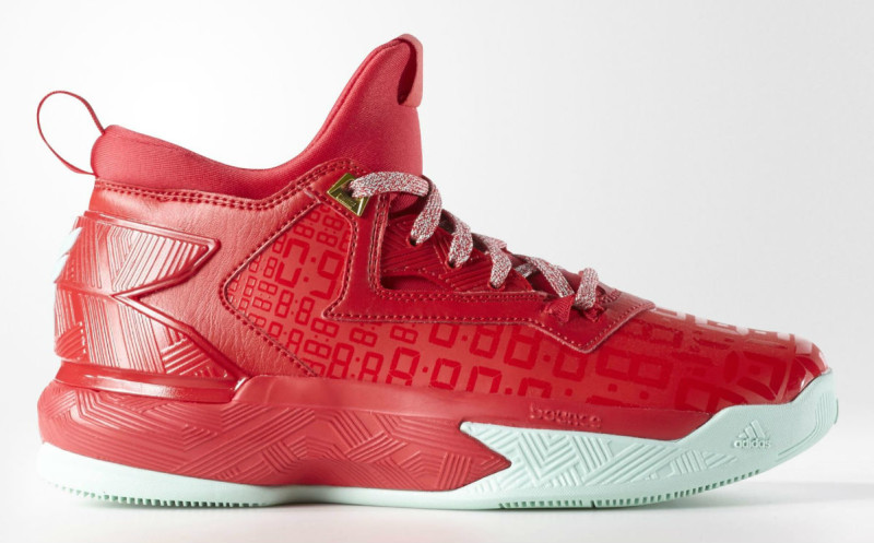 huge selection of f3670 710e9 adidas D Lillard 2 Dame Time - WearTesters