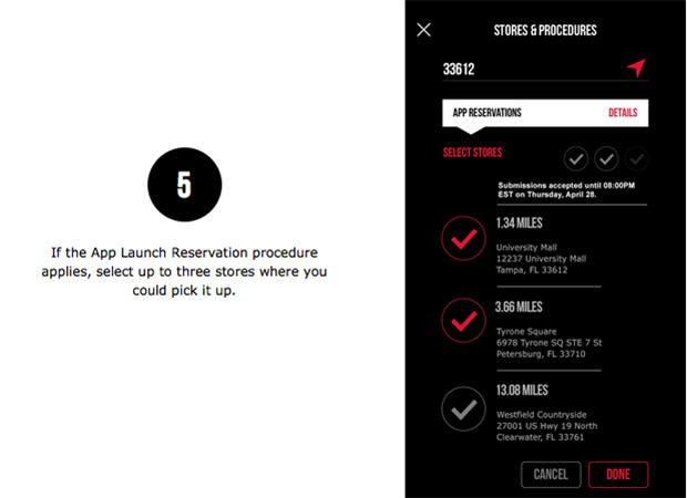 Foot Locker Unveils New App Launch Reservation Procedure Weartesters