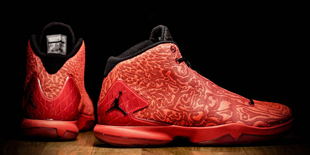 more photos f08b0 92c6c jordan-super-fly-4-jacquard-red-3