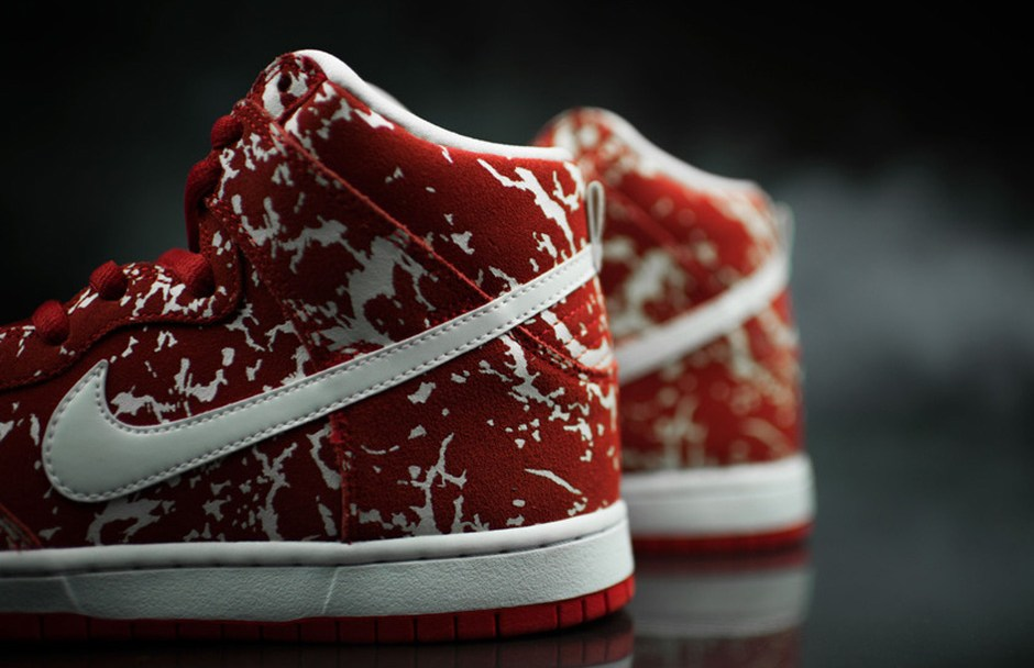 3ce9a2e725c5 Disgust Vegetarians in the Nike Dunk High SB  Raw Meat  - WearTesters