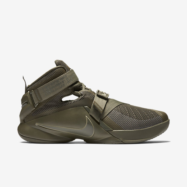 0285ef8de0d91 You Can Cop the Nike Zoom LeBron Soldier 9 Premium Now for Below ...